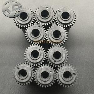 Червячная Шестерня для GARRETT HELLA электронный привод коробка передач C Тип 5 прорезывателей B Тип 7 прорезывателей D Тип 6 прорезывателей