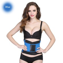 Shaper Slim Belt Faja Waist Corset Trainer Modeling Strap Trimmer Control Girdle Cincher