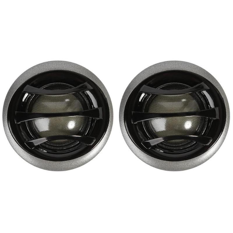 VODOOL 1 Pair 150W Car Tweeter Speakers Auto Stereo