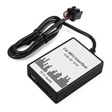USB SD AUX Auto MP3 Radio di Musica Digitale CD Changer Adapte Per Ford Europa 1994-2004