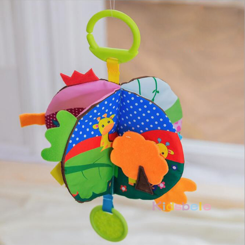 Infant Toys Early Learning Educational Hanging Baby Toys(China)
