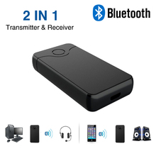 Wireless Bluetooth 4.0 Adapter Receive Transmit 2 in 1 AUX 3