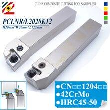 EDGEV Werkzeug Halter PCLNR2020K12 PCLNL2020K12 PCLNR PCLNL CNC Metall Drehmaschine Zubehör Externe Drehen Werkzeughalter Für CNMG120408