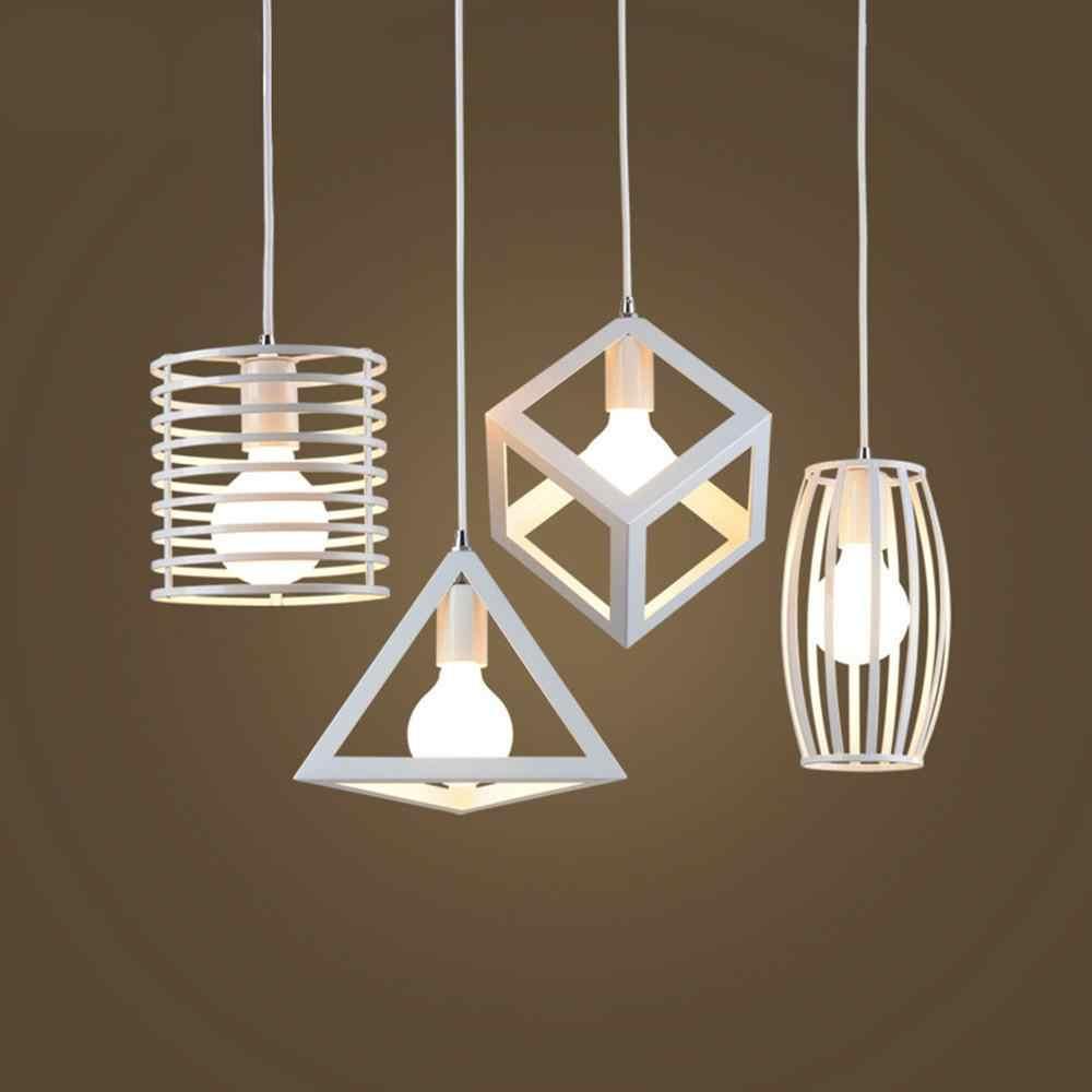SOLLED клетка подвесной светильник железная Ретро Лофт клетка светильники canteiling pend лампа металлическая Подвесная лампа ресторан кафе Крытый Декор