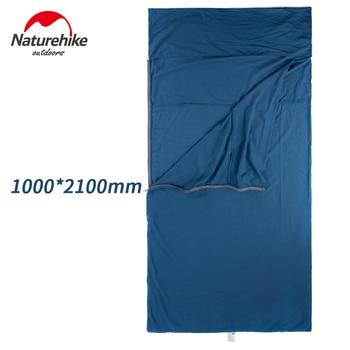 Naturehike Envelope Sleeping Bag Liner Cotton Ultralight Portable Camping Sheet Hiking Outdoor Travel Portable Hotel Dirty 6