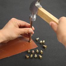 26 piezas de cuero del alfabeto estampado de la herramienta de perforación de la impresión de las letras inglés juego de sellos de Metal herramientas de cuero del alfabeto de la artesanía