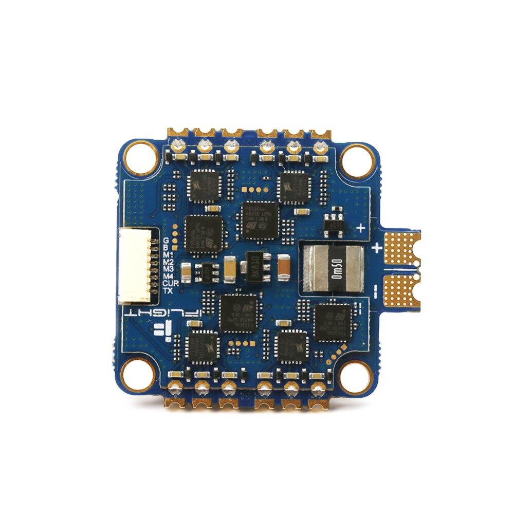 IFlight SucceX 60A Plus 2-6 S BLHeli_32 4 dans 1 ESC Soutien Capteur de Courant Dshot1200 Pour drone rc FPV quadrirotor Multicopter Partie