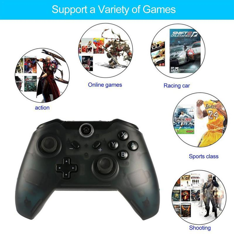 Wireless Bluetooth Gamepad Game Controller Joystick for