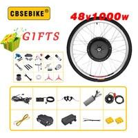 Venta CBSEBIKE 48V 1000W Kit de bicicleta eléctrica para el Motor de rueda de 29 pulgadas LCD
