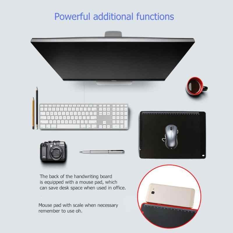12 pulgadas LCD escritura Tablet Digital dibujo de la tableta de escritura Pad electrónico portátil gráficos Bloc de notas con CR2032 batería
