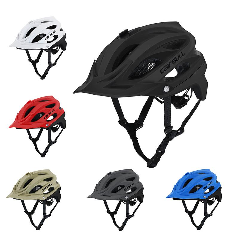 Cairbull Lightweight Mountain Bike Cycling Helmet Safety EPS Bicycle Helmet Can Be Equipped with Sports Camera