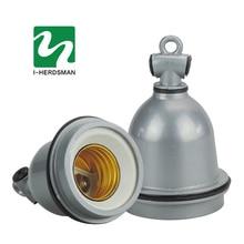 Светильник с изоляцией, водостойкая лампа, лампа с термостойкими керамическими лампами, розетка для фермы