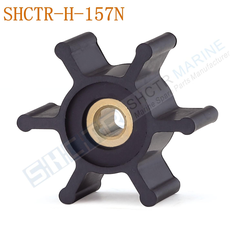 SHCTR Flexible Impeller For JABSCO 6303-0003,JOHNSON 09-824P-9,CEF 500238