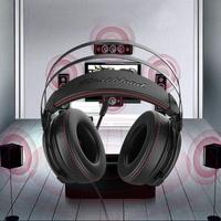 Wired Gaming Headset Headphones Game Mic 32 Stereo for PC 3.5mm Black Game 1.1m/43.3inch 1003 dB 20 20000HZ