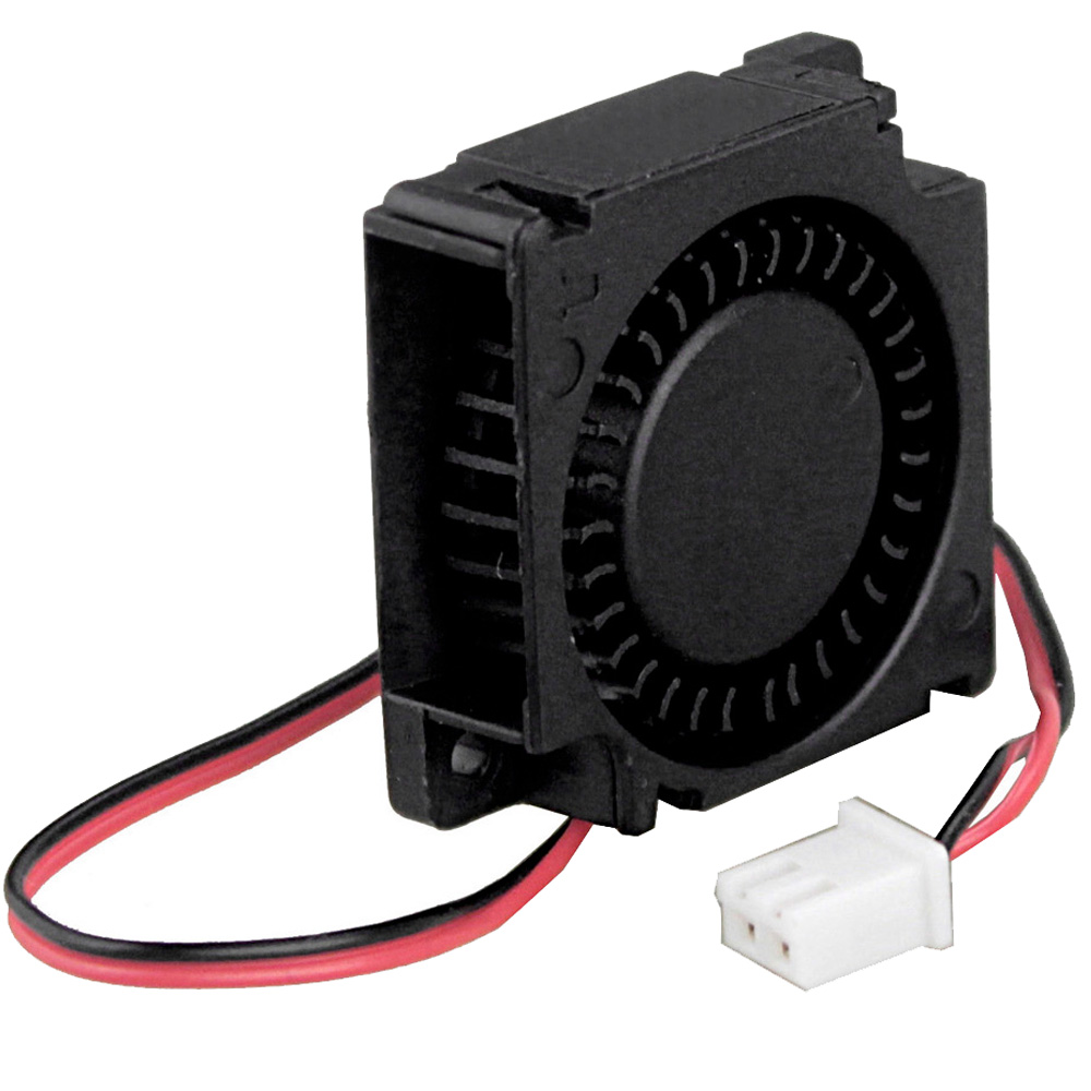 5Pcs Gdstime 30MM 12V Mini Brushless DC Blower Cooling Fan 2Pin 3010 Ball Bearing in Fans Cooling from Computer Office