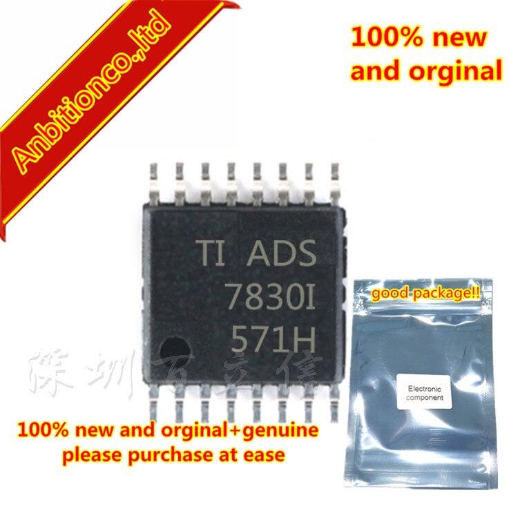 8-Channel Serial Output Sampling ANALOG-TO-DIGITAL CONVERT 1PCS ADS8344E 16-Bit