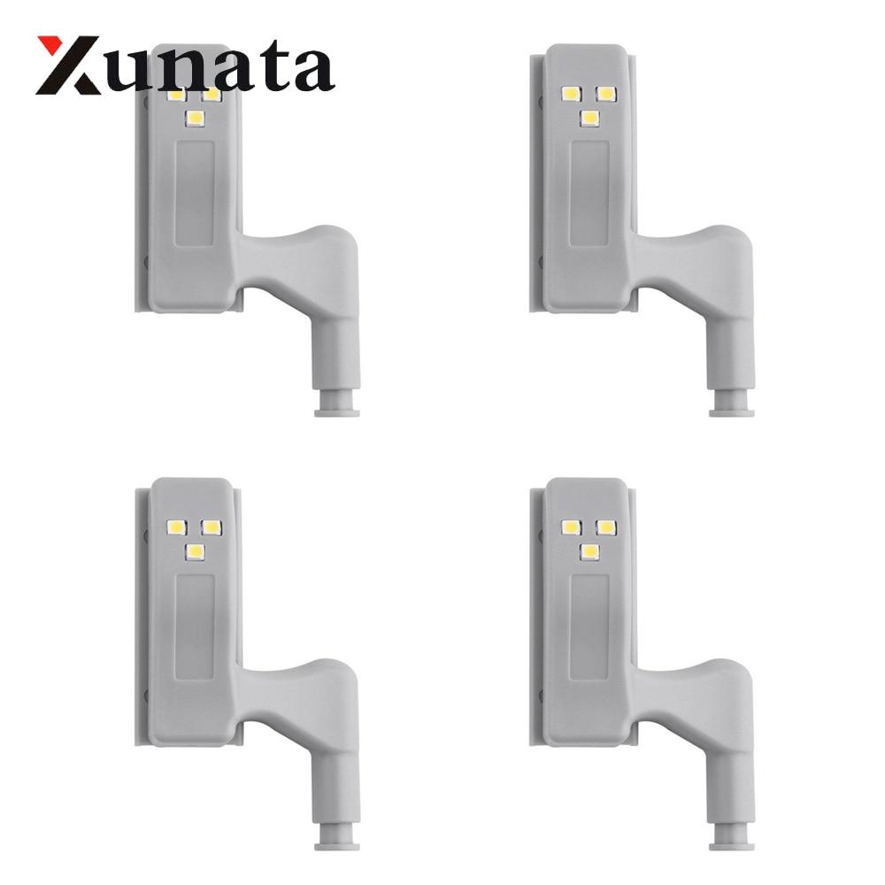 LED Under Cabinet Light Sensor Wardrobe Light Universal For Kitchen Cupboard Closet Night Lamp