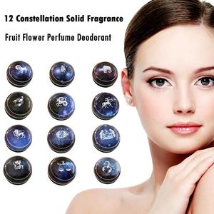 1pc Solid Fragrance 12 Sign Constellatio
