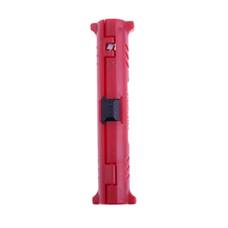Werkzeuge Rot Koaxialkabel Koaxialkabel Stift Rotary Draht Stripper Draht Stift Cutter Maschine Abisolieren Zangen Werkzeug Für Kabel Extractor Für Kabel