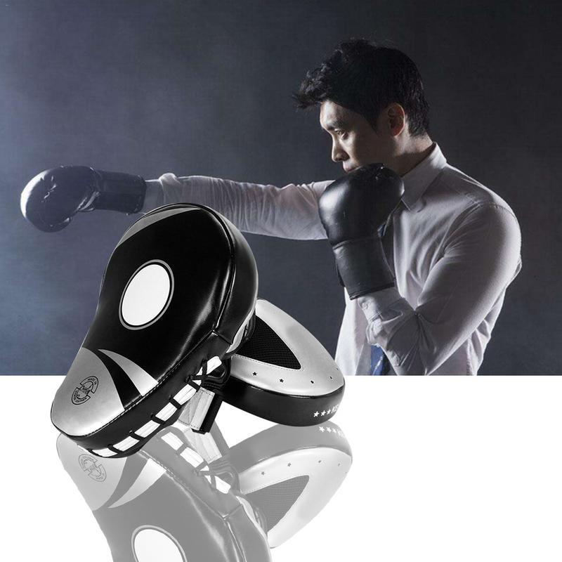 2 pièces Professionnel Tapis De Boxe cible de boxe MMA Formation Gants Karaté Muay Thai Combat équipement de boxe Pour Adultes