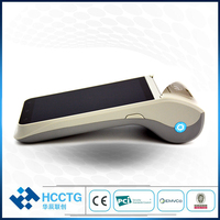 4G Android Handheld POS Terminal With Printer WIfi NFC Mobile POS system Z91