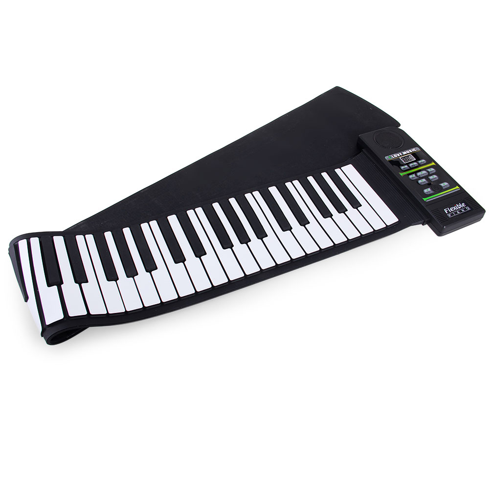 PN88S MIDI retrousser Piano Kit 88 touches Standard 128 tons 128 rythme 45 chansons de démonstration USB MIDI Piano 100-240 V