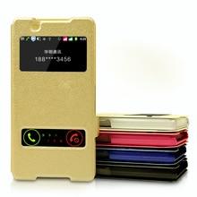 For Sony Xperia Xa Xa1 Xa2 Ultra Xz1 Xz2 Mini Xz Premium L1 L2 Case Smart View Leather Flip Cover Stand Phone Book Cases Coque pu leather phone case for sony xperia xa xa1 xa2 ultra wallet flip case for sony xperia xz xz1 xz2 mini l1 l2 z3 z5 phone cover