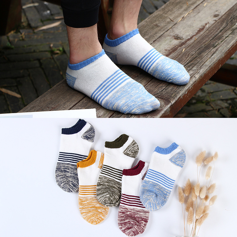 Invisible Short Woman Sweat Summer Comfortable Cotton Girl Women's Boat Socks Ankle Low Female 1pair=2pcs Ws180