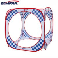 144x147CM Gemfan Up FPV Race Cube Gate B Double Logo Gate & Gound Nails & Carrying Bag for RC Drone Spare Part Outdoor Indoor