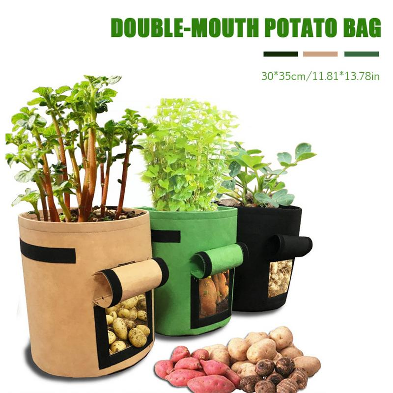 Planting Pots Non Woven Round Pouch