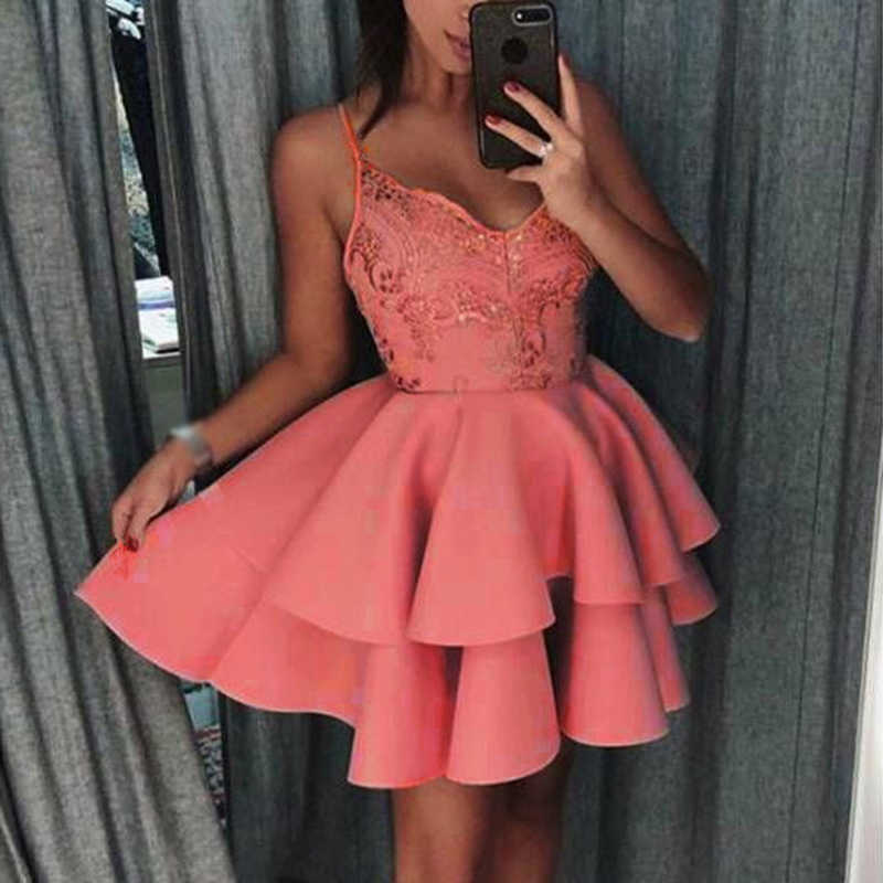 9189f829c9 Detail Feedback Questions about Women Sexy Strappy Party Dress 2019 ...