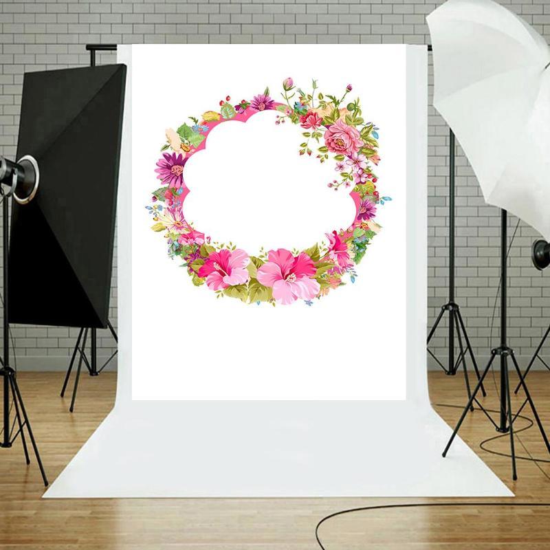Portrait Festival Photo fond fleur tulipe photographie décors décor arrière-plans pour la fête des mères