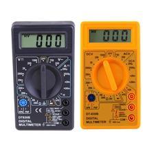 DT-830B LCD Digital Multimeter AC/DC 750/1000V Amp Volt Ohm Tester Meter Tester 0.5 LCD Display Handheld Tester Tool
