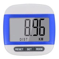 Hohe Qualität Multi-Funktion Mini Wasserdichte Digital Schrittzähler Schritt Bewegung Kalorien Zähler Fitness Ausrüstung Heißer