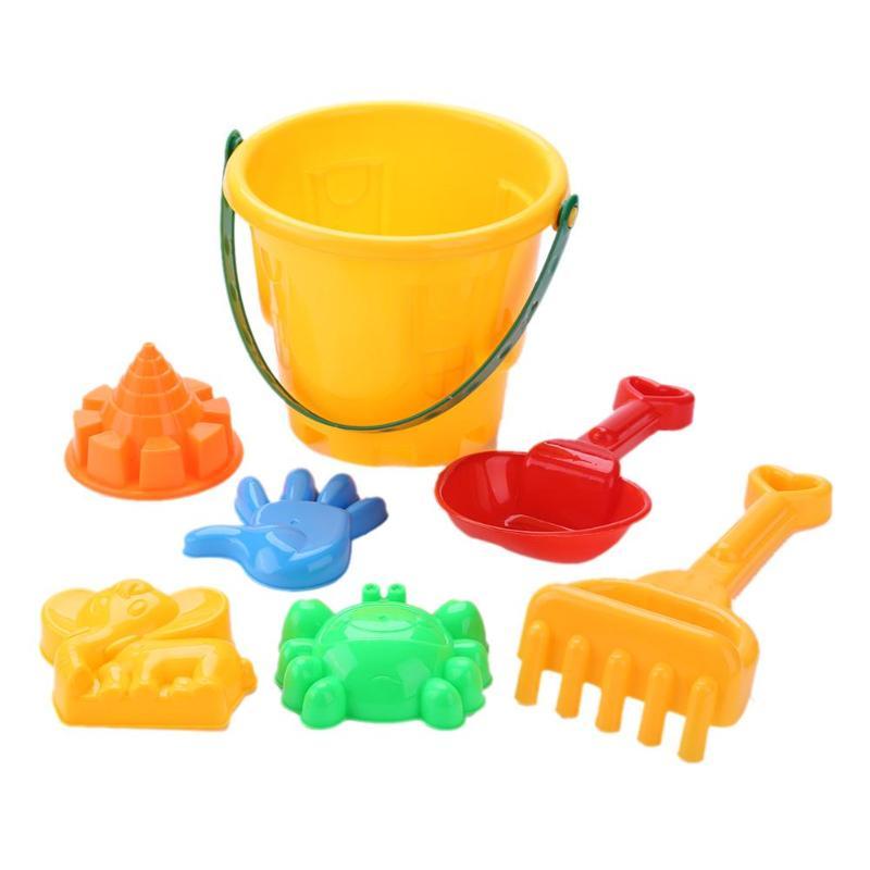 Toys & Hobbies Classic Toys Hzirip Hot Sale 9pcs Cute Kids Beach Play Set Summer Plastic Outdoor Beach Toys Car Bucket Spade Mold Tools Free Shipping