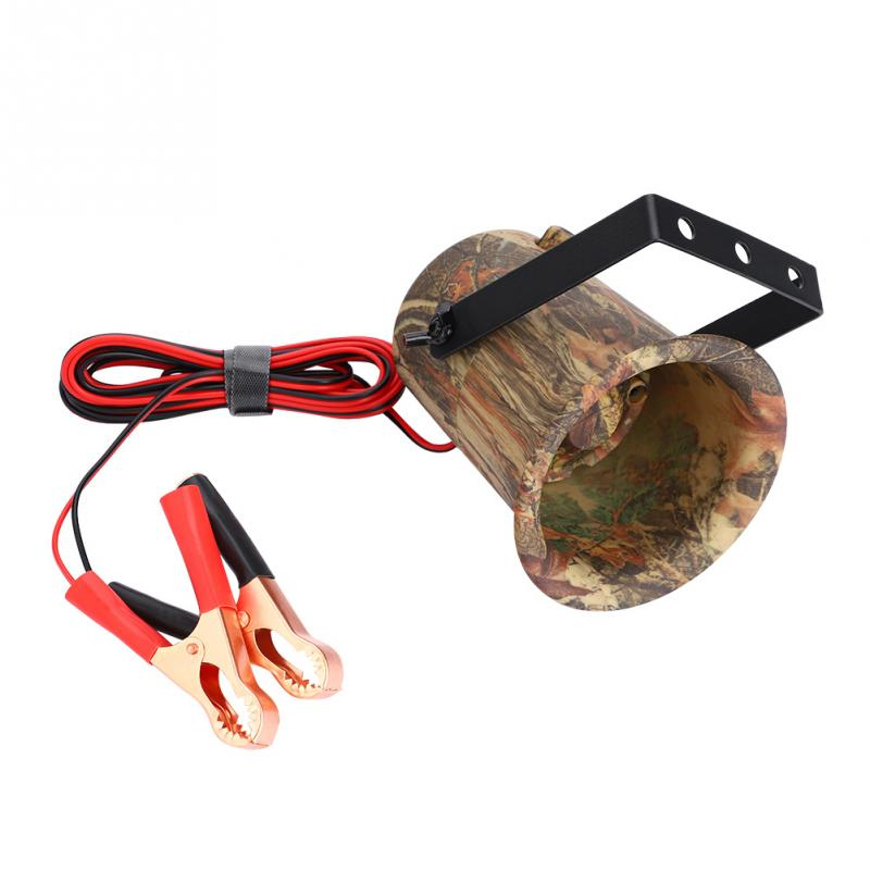 50W Camouflage Sound Hunting Decoy Loud Speakers Portable Bird Caller MP3 Player Built in 200 Bird