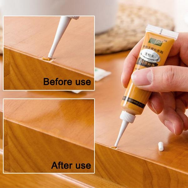 Furniture Wood Door Floor Scratch Repair Concealer Easy Fix For Home Office JDH99