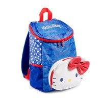 Children Bag Kindergarten Girl Preschool Class Baby Both Shoulders Backpack Organizer Desk Organiser Pencilcase Plastic