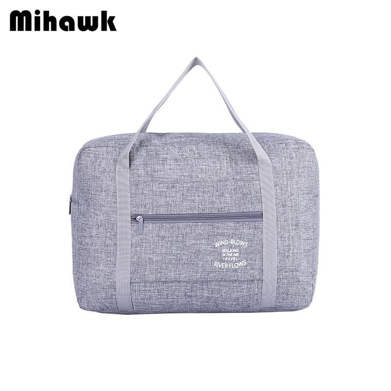 ba2ea7b34378 Mihawk Travel Bag Men Women s Carry-on Duffle Clothes Tote Luggage Road Bags  Wheels Large Capacity Handbag Traveling Accessories