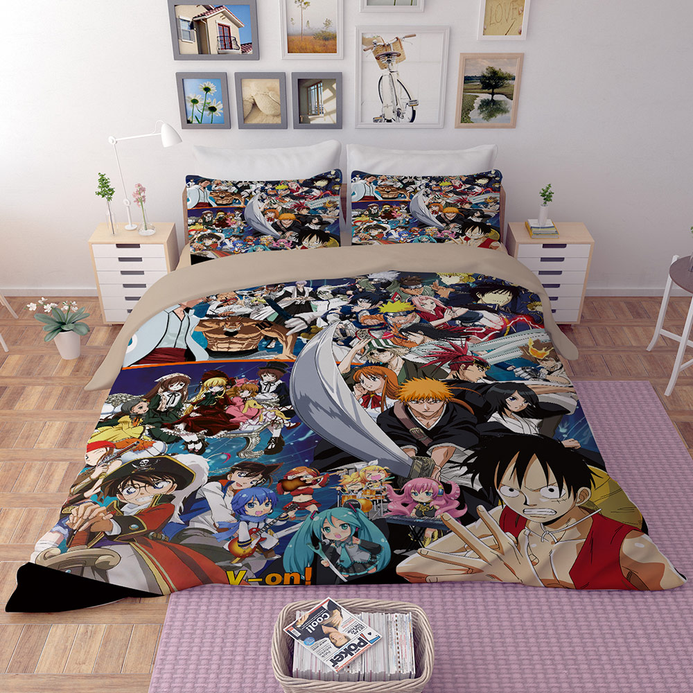 Mxdfafa Japanese Anime bedding set Naruto printed  With  2 dakimakura Cases+Duvet Cover cartoon quilt cover set dropshippingMxdfafa Japanese Anime bedding set Naruto printed  With  2 dakimakura Cases+Duvet Cover cartoon quilt cover set dropshipping