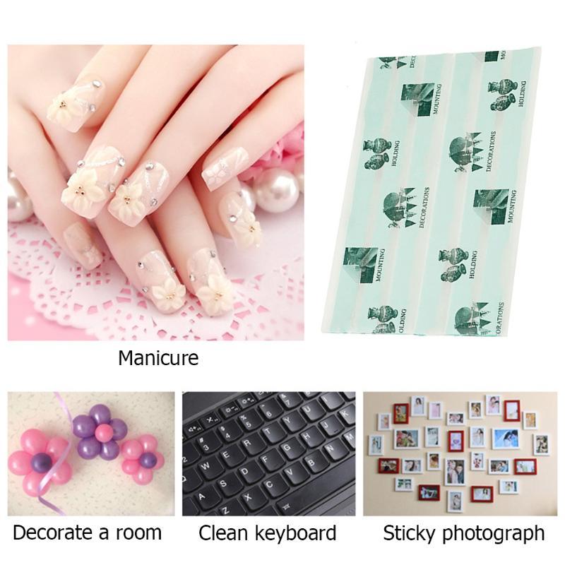 Beauty & Health Nail Clay Diy Manicure False Nail Art Tips Adhesive Nail Fixing Glue Nails Plasticine Ceramic Clay Manicure Fixed Tools