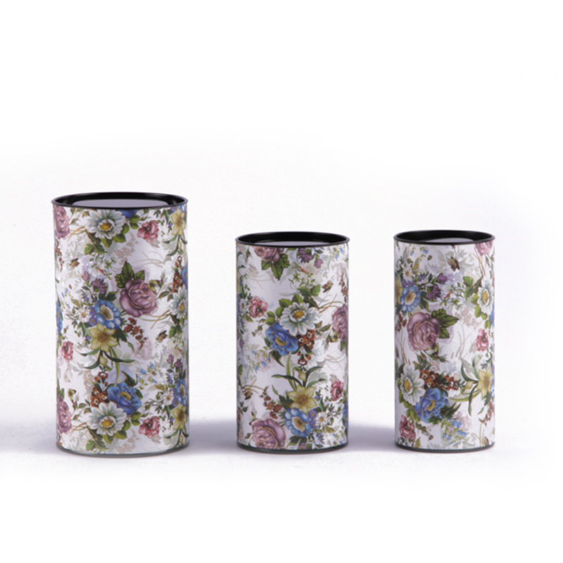 Xin Jia Yi Packaging Paper Tube Wholesale Round Shape Paper Container Tube Shandong Company Cheap Food Gradec Paper Tubes