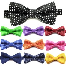 100Pcs/lot Mix Colors Puppy Rabbit Cat Dog Bow Tie Adjustable Pet Bowties Bows For Small Dogs Supplies Accessories HB