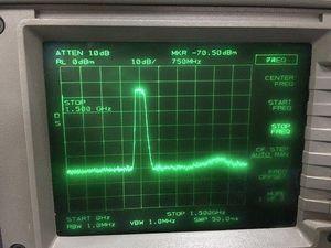 Image 3 - 1 MHz 3,5 GHz Noise Signal Generator Lärm Quelle Einfache Spektrum Tracking Quelle störungen dc 12v für Stehende welle brücke