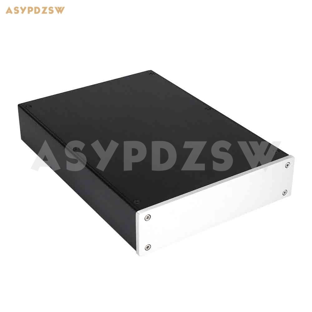 BZ2205 Full Aluminum Amplifier / Preamplifier / DAC Decoder Chassis size 215*55*308MM bz4307d full aluminum chassis panel decoder dac box power amplifier case size 430 70 308mm
