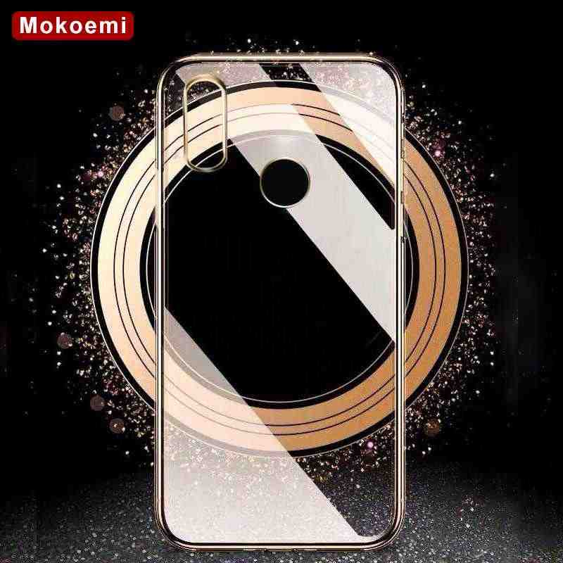 """Mokoemi Fashion Clear TPU Soft Silicone 6.2""""For Asus Zenfone 5 ZE620KL Case For Zenfone 5 ZE620KL Cell Phone Case Cover"""