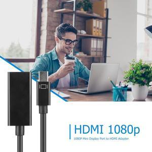 Image 4 - Аудио видео кабели для HP/DELL ноутбука ПК папа к женскому Кабель DP HDMI Displayport к 1080P HDMI адаптер конвертер