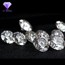 1 Carat /Bag GH color 1.40MM White Moissanite stone diamond Loose moissanite price