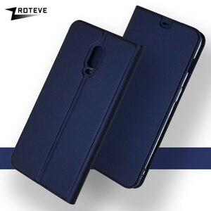 Чехол-книжка для OnePlus 6 T 6 5 T, кожаный чехол-бумажник ZROTEVE для One Plus 6 T 6 T 5 T, кожаный чехол-книжка для OnePlus 5 6 T
