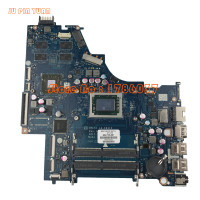 JU PIN YUAN For HP Laptop 15 bw Notebook PC 924723 601 924723 001 924723 001 LA E831P motherboard A10 9620P 100% fully Tested